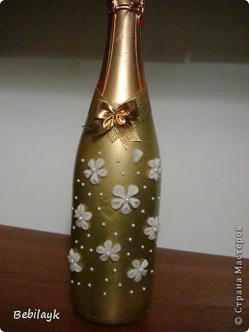 Свадебные бутылочки фото 7