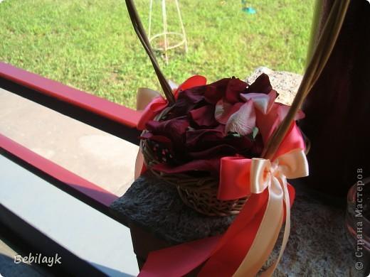 Корзиночки для лепестков фото 1