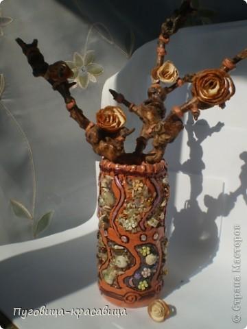 вот такое деревце у меня сотворилось) фото 1