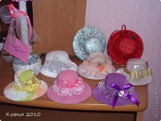 Коллекция  шляпок фото 9