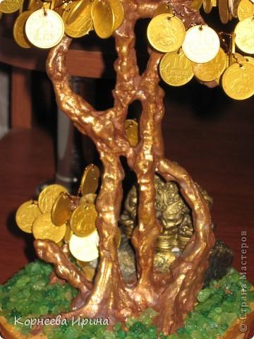 Еще один подарок для родственницы готов. Предлагаю всем мк этого дерева, может кому-то пригодится фото 3