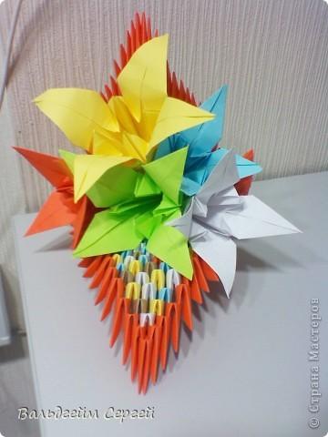ваза с цветочком фото 7