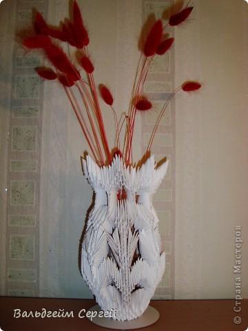 ваза с цветочком фото 4