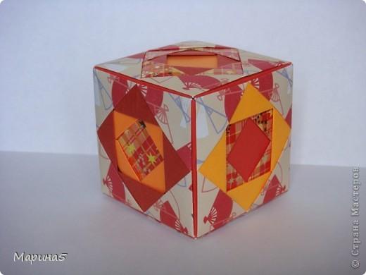 Trimodule by Nick Robinson МК http://www.nickrobinson.info/origami/diagrams/trimodule.htm  фото 5