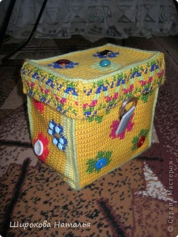 Наверно многих мам заботит порядок в детской. Этот коробок поможет сохранить порядок и сам станет игрушкой фото 1