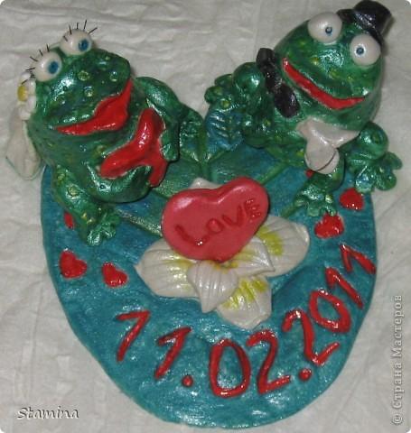 Вот и разукрасились мои жабятки :) фото 1