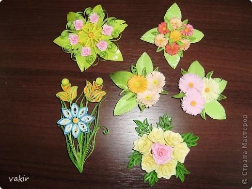 Лето, цветы, отпуск - и вот результат - очередная серия магнитиков. Расходятся так быстро, что порой не успеваю сфотографировать, ведь всяк входящий в дом, обязательно желает получить такую вещицу на память.  фото 9