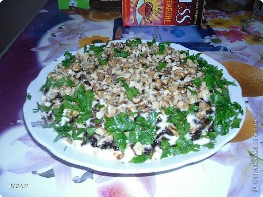 Этот салатик очень любят мои домочадцы. фото 1