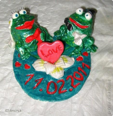Вот и разукрасились мои жабятки :) фото 4