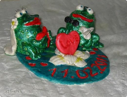 Вот и разукрасились мои жабятки :) фото 2