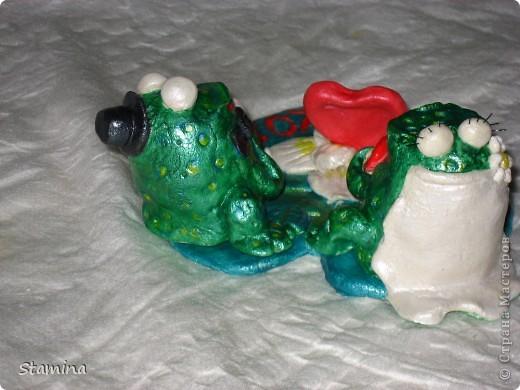 Вот и разукрасились мои жабятки :) фото 3