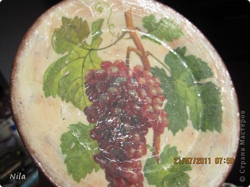 Приветик, всем. кто зашел посмотреть мои тарелочки. Здесь я покажу, как я их делала. Мк-это громко сказано, сама еще учусь. Но тарелки получились именно такими, как я хотела, поэтому покажу весь процесс. Может кому и пригодится. фото 19
