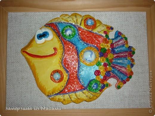 рыба из мукосольки