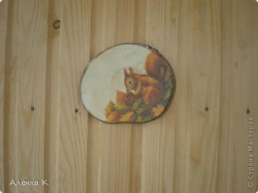 Стена в летней комнате мне показалась пустоватой, решила украсить такими панно. фото 5