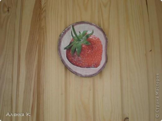 Стена в летней комнате мне показалась пустоватой, решила украсить такими панно. фото 6