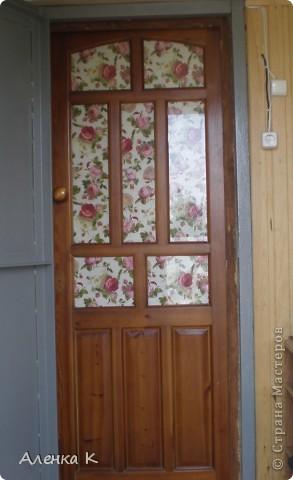 """Уж очень я люблю свою дачку - баньку! Все не могу остановиться - украшаю и украшаю... Это железная дверь """"Котики"""". фото 3"""