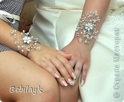 Бутоньерки для невесты и дружки
