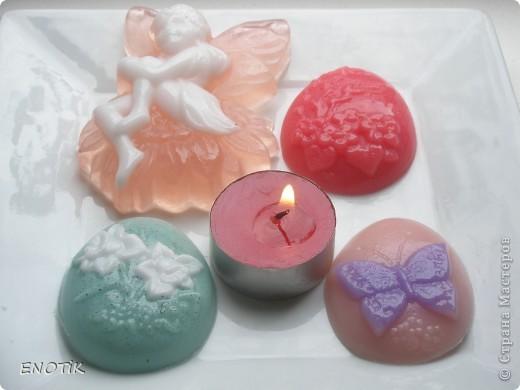 Летняя фея мыла пахнет дюшесом!!!!)))))  фото 1