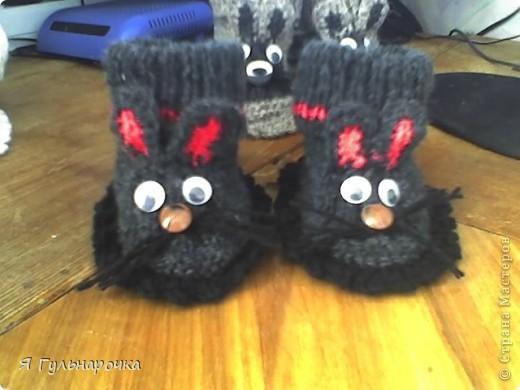 Пинетки-сандалики фото 5