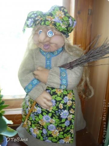 Вот моя вторая бабулечка... фото 1