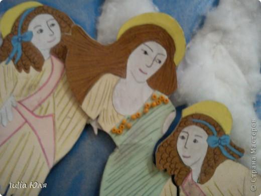 Рождественские ангелы фото 2