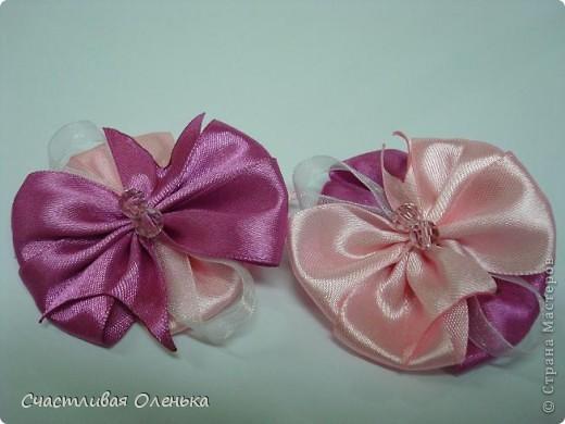 Бантики для маленьких принцесс! фото 2