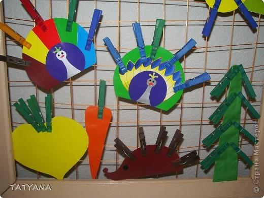 Наши воспитатели большие рукодельницы. Игрушки развивающие для деток смастерили. фото 5