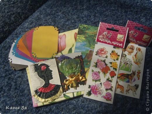 Я получила много писем!  Это от Сургутяночки. фото 9