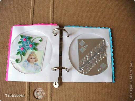 Развивая идею Любови Вологды, соорудила такое хранилище для АТС-ок. фото 2