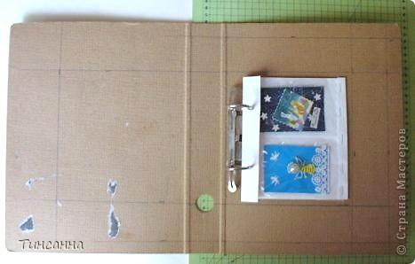 Развивая идею Любови Вологды, соорудила такое хранилище для АТС-ок. фото 5