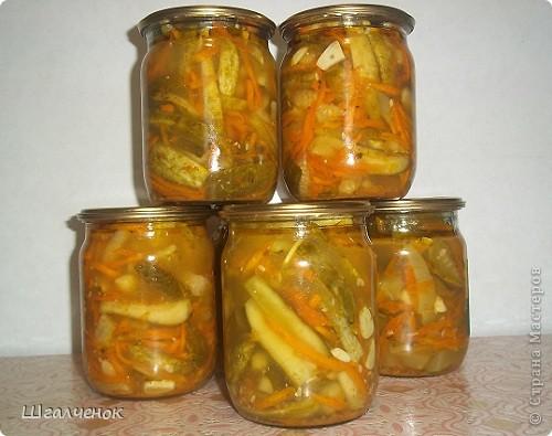 Салат по корейски. фото 1