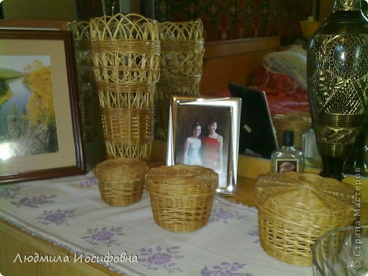 Уточка - ваза для цветов, корзинка и подставка для цветов. фото 9