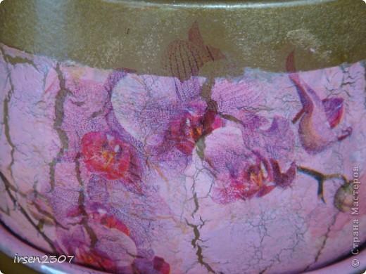 Горшок для моей любимой орхидеи фото 2