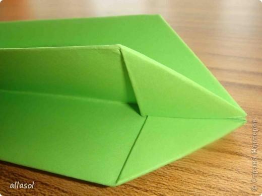 Здравствуйте! Вспомнила сама (срочно понадобились такого вида коробочки) и хочу напомнить вам. А может кто-то и не умеет их делать. Возможно они уже были в СМ. фото 9