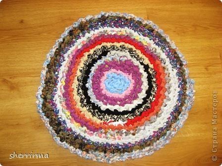 Диаметр коврика 66 см. фото 2