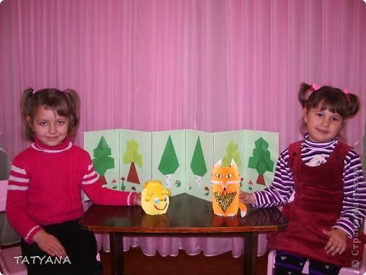 """Герои сказки """"Колобок"""" фото 3"""