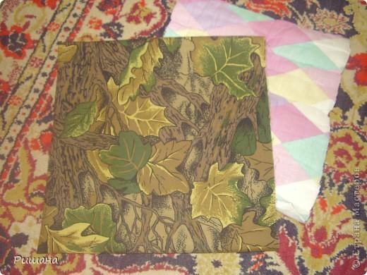 Вот такие подушки на лавку у меня получились фото 4