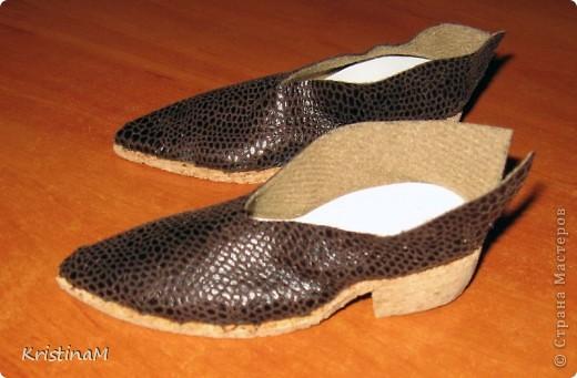 Вот такие туфли фото 8