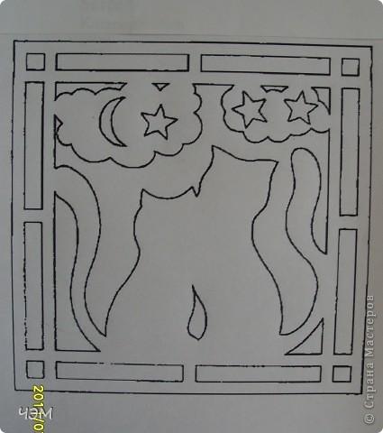 Вытынанки+шаблоны фото 4