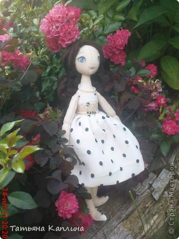 Кукла Скарлет фото 1