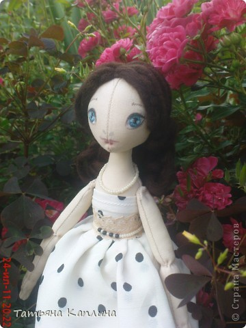 Кукла Скарлет фото 2