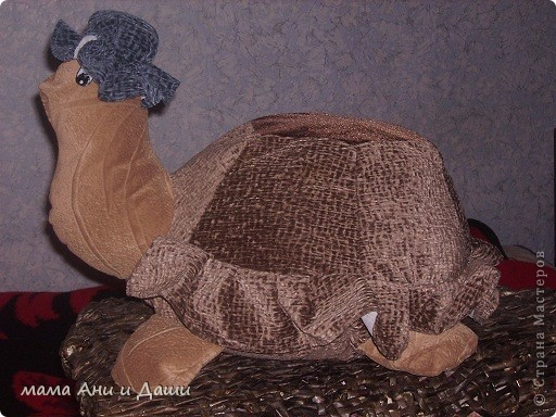 Попросили у меня дочки вот таких черепах, две с виду одинаковые , но с разными панцерями. На одной удобно сидеть, а другую удобно под голову ложить фото 1