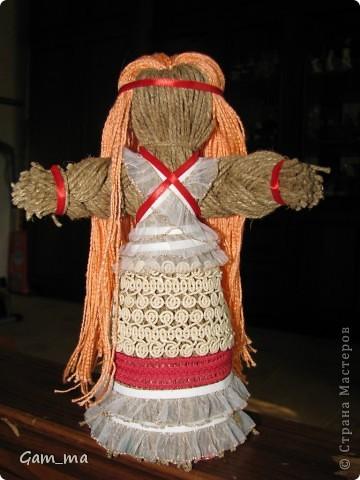 кукла Обережка фото 1