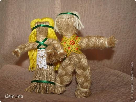 кукла Обережка фото 4