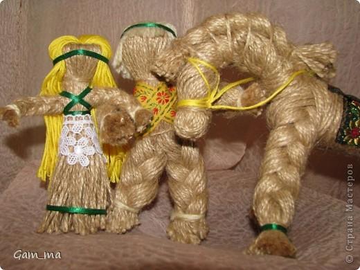 кукла Обережка фото 5