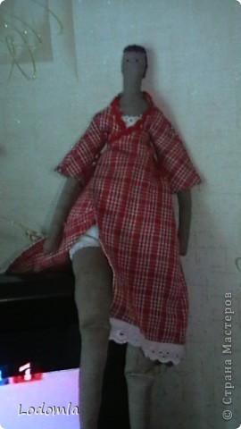 мне очень понравилось шить куклы ТИЛЬДЫ фото 1