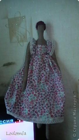 мне очень понравилось шить куклы ТИЛЬДЫ фото 2