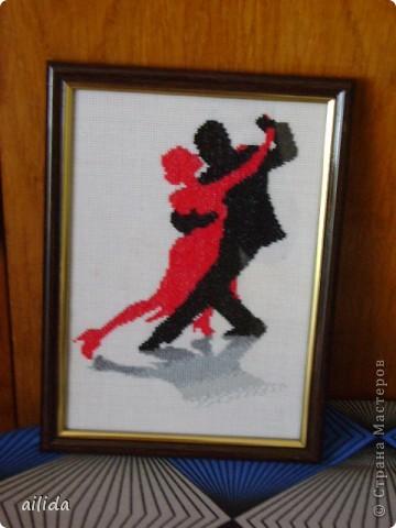 танцующая пара фото 1