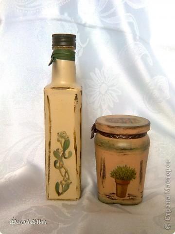 Баночки-бутылочки. фото 1