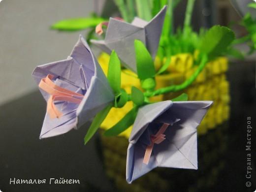 Кусочек лета своими руками.Кустик неувядающих цветов у себя дома. Как давно я мечтала сделать космеи - оригами.Ура они теперь со мной рядом. фото 13